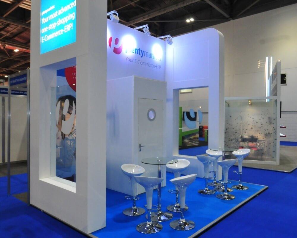 Exhibition Stand Designer Vacancy : Bespoke exhibition stand design the expo people