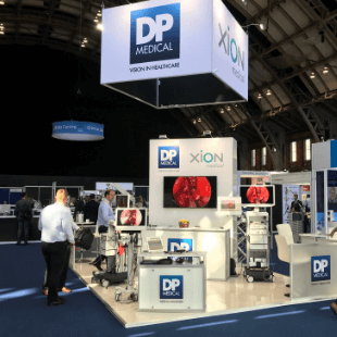 Exhibiting for the dental industry