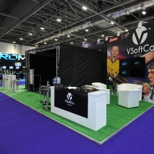 Gaming and Gambling exhibition stands