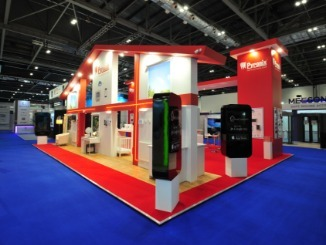 Bespoke Exhibition Stands supporting image