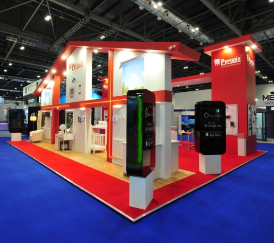 Bespoke Exhibition Stands right supporting image