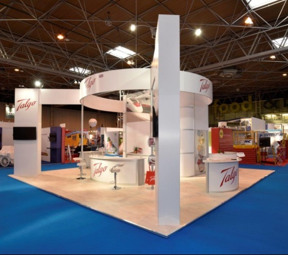 Modular Exhibition Stands right supporting image