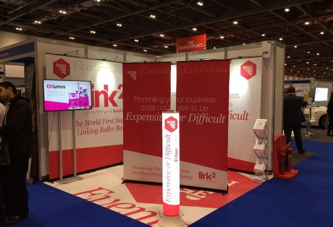 Self-build Exhibition Stands supporting mobile image