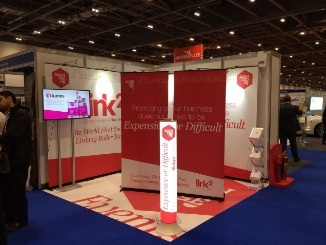Self-build Exhibition Stands
