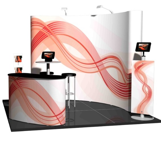 Pop Up & Exhibition Accessories right supporting image